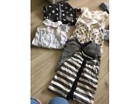 3-6/6-9 months clothes bundle