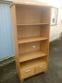 Shevling unit with drawers