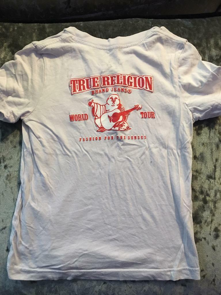 True religion t shirt