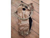 3L desert camouflage Camelbak backpack