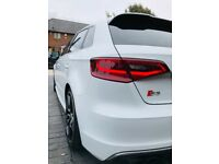 Audi s3 Sportback Hatchback saloon tfsi manual 5 door white MINT CHEAPEST !!!