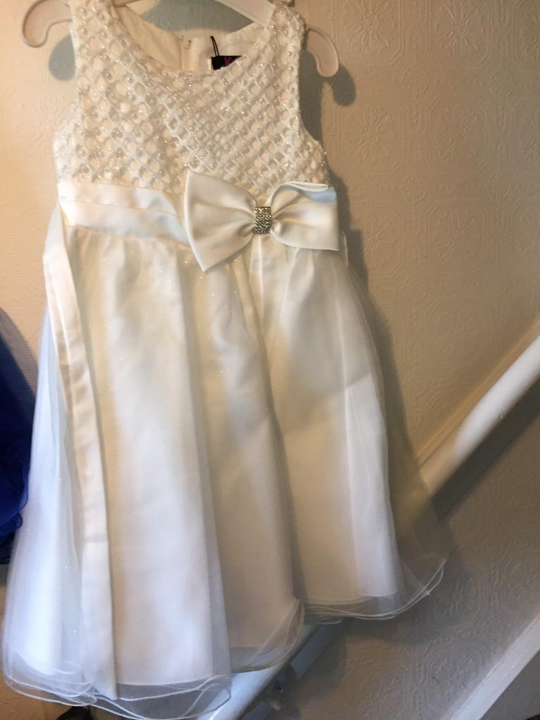 Girls bridesmaids dresses brand new