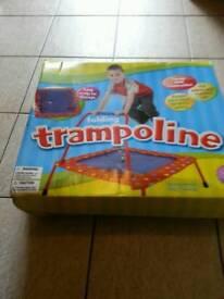 Galt folding trampoline bnib