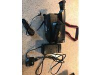 JVC Compact VHS camcorder GR AX280