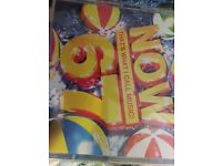Fantastic bundle collection of NOW CD's for sale