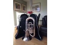 Brass Eb Bass Tuba