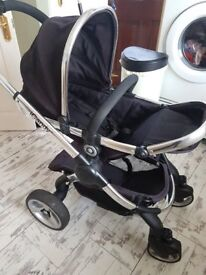 Icandy Peach 2 Complete Travel system plus extras
