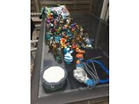 Large collection of Skylanders