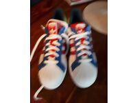 brand new la marque trainers size 10