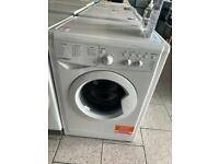 Jd412 indesit 7kg 1400 spin washing machine new/graded comes with 12 months manufacturers guarantee