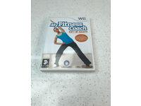 Wii My fitness coach