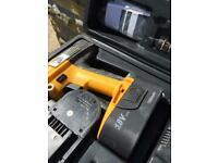 JCB-18v Power Drill 2 Batteries Included Charger And Case