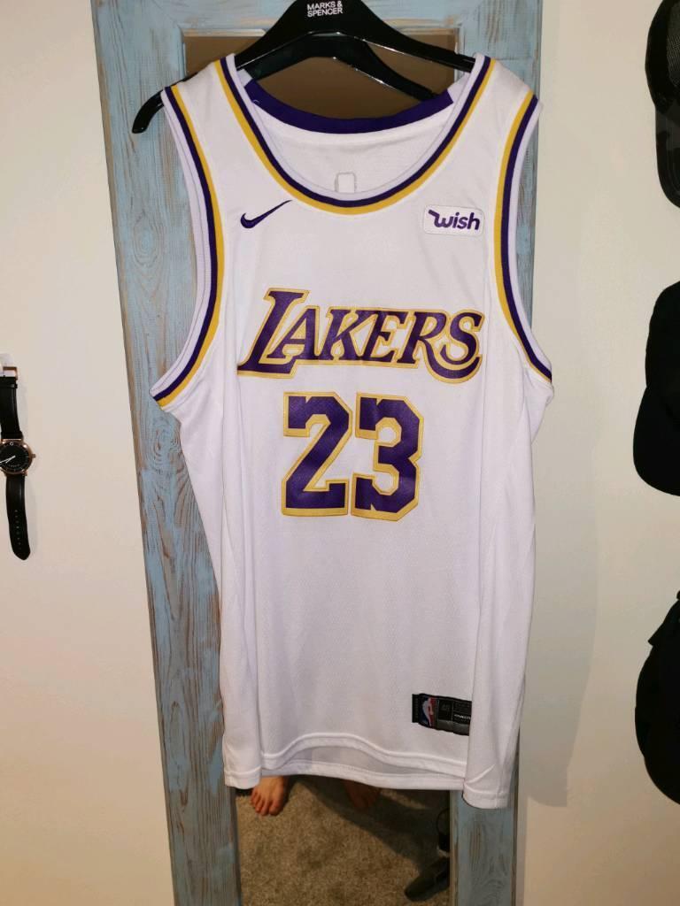 a9f5cd0bd7a LA lakers basketball jersey | in Birmingham, West Midlands | Gumtree