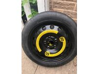 """16"""" Space Saver Spare Wheel. Never used"""