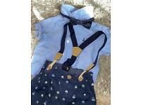 Bundle of baby boy clothes 0-3/3-6 months