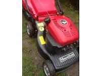 MountField RV40 Petrol Rotary Lawnmower
