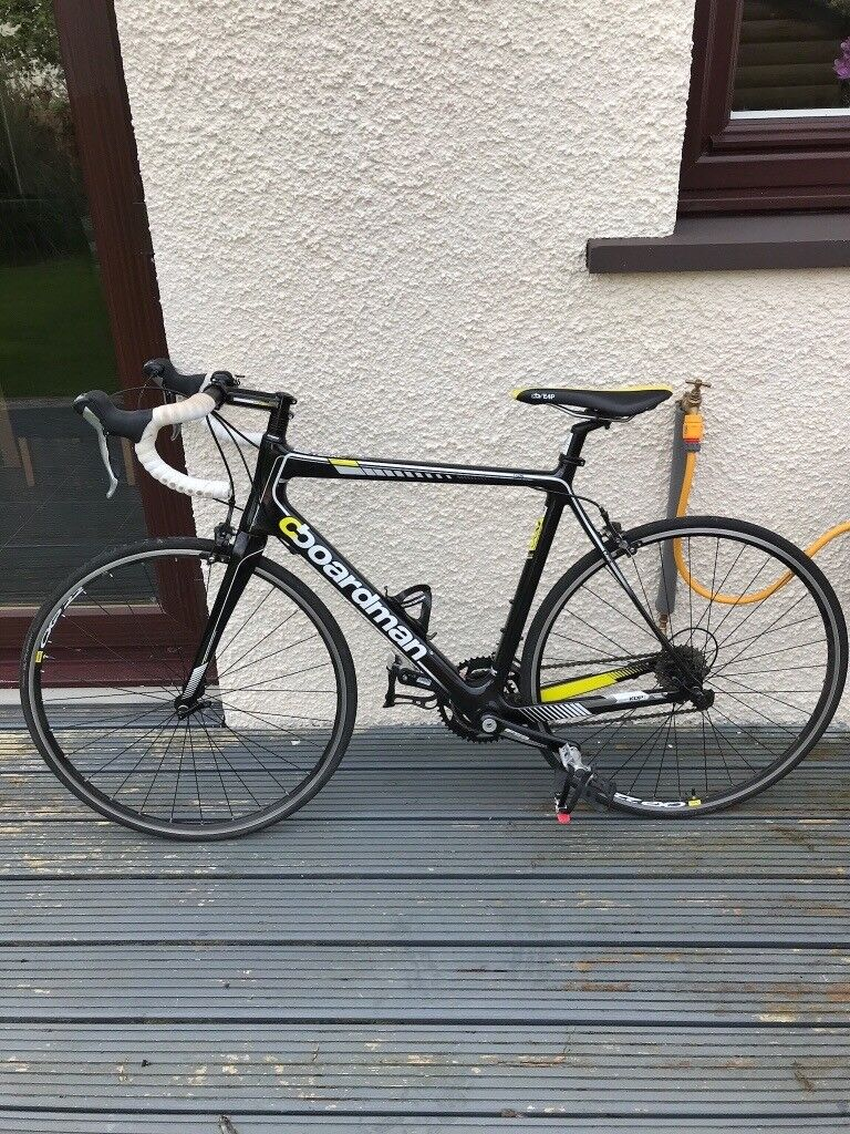 Boardman Team Carbon Road Bike (excellent condition - has to be seen)