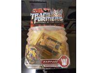 Bnib transformers rampage