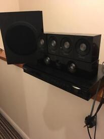 Samsung 5.1 surround sound