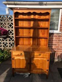 Pine Welsh Dresser