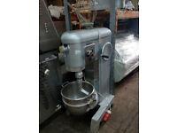 hobart dough mixer 30lt 3 phase