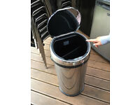 Large Brabantia laundry bin RRP £80, self sensor opening bins available too