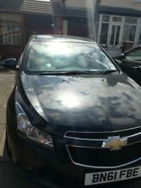 Chevrolet Cruze EXCELLENT CONDTION heated leather seats sat nav parking sensors