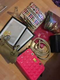 Asian Clothes, Jewellery Box, Photo Frames etc.
