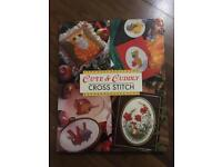 Cute & Cuddly cross stitch book