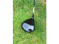 Taylor Made R9 driver 8.5 stiff shaft
