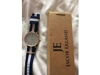 Brand new in box Jacob Eckland watch