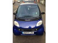 Smart Car AUTOMATIC left hand drive