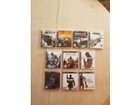 PS3 Game Collection
