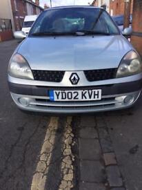 Renault Clio 1.2 5 months MOT £650 ono