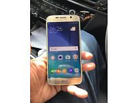 Samsung S6 gold unlocked as new can deliver