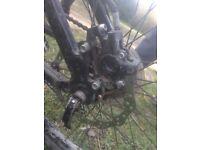 Oil brakes / dice