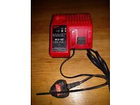 MILWAUKEE M12-18C DUAL / TWIN PORT MULTI VOLTAGE CHARGER Used