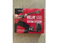 Line 6 Relay G50 Guitar Digital Wireless System