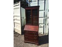 Cabinet writing desk chest of drawers. 2 pieces. Delivery