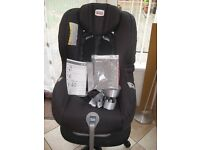 Britax Max Way Roamer group 1-2 Rearward facing car seat 9-25kgs 9 months to approx 4 years.
