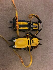 Grivel G12 Crampons - Never used