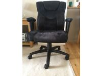 Office gas lift swivel chair . Smoke free home . Excellent condition . No longer required .