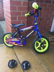 Children's Bike - Includes Attachable Stabilisers