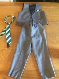 Next signature boys suit age 18-23 months