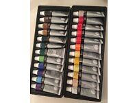 Daler Rowney watercolour set