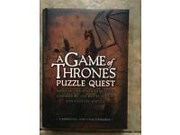 Game of thrones puzzle quest book vgc