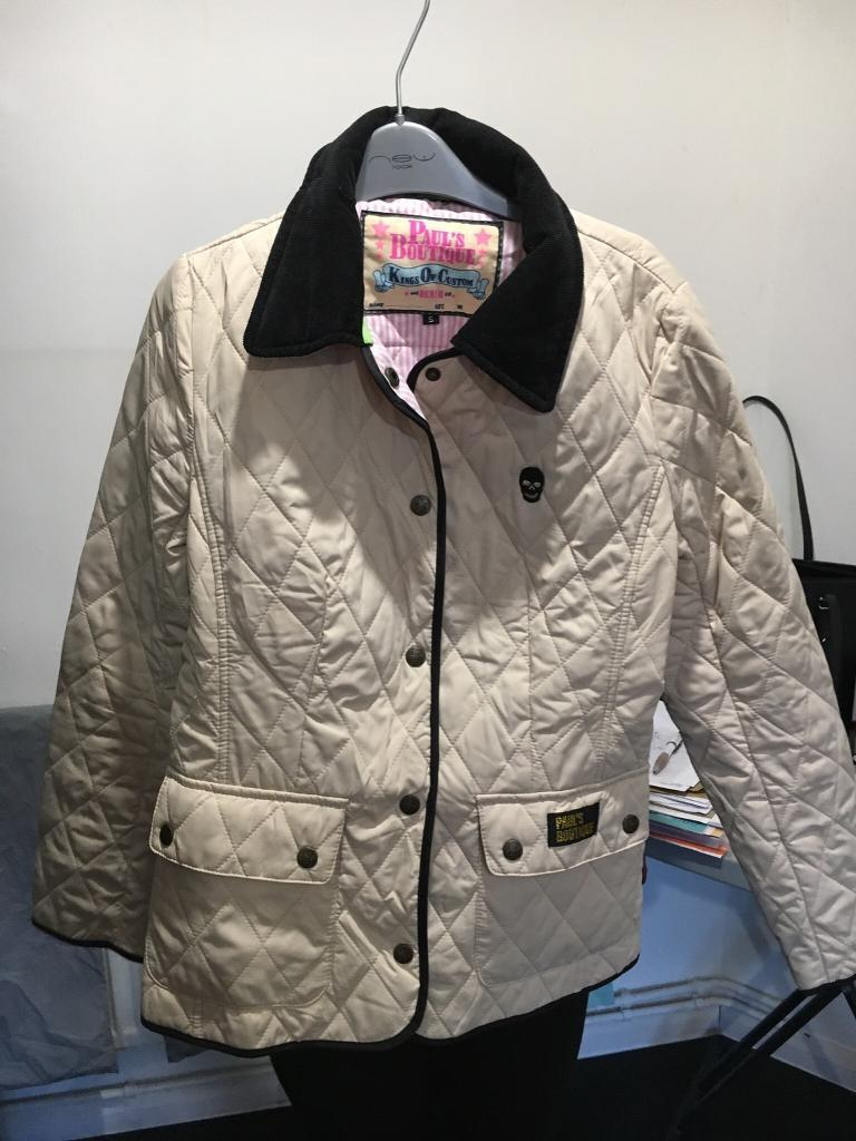 Paul's Boutique Quilted Jacket | in Swindon, Wiltshire | Gumtree : pauls boutique quilted jacket - Adamdwight.com