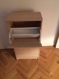IKEA SHOE CABINET IN EXCELLENT CONDITION