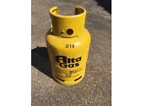 Flo Gas / Alta Gas Bottle 13KG Butane Plus Regulator. Not Calor Gas.