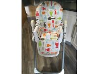 Cosatto dippy egg baby / child high chair - great condition